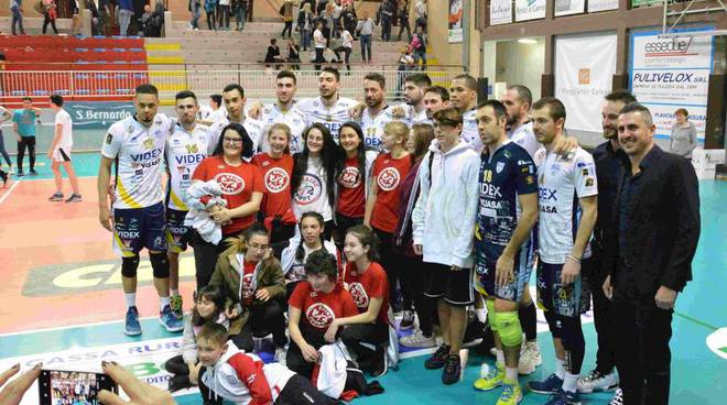 pool libertas volley maschile a2 vittoria su videx groazzolina