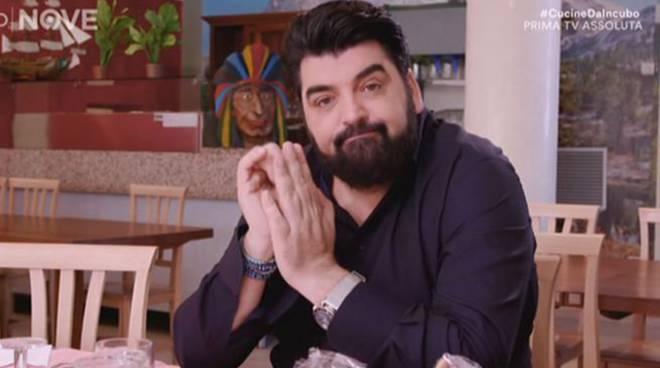 puntata di ieri sul Nove cucine da incubo con chef cannavacciuolo cavallasca