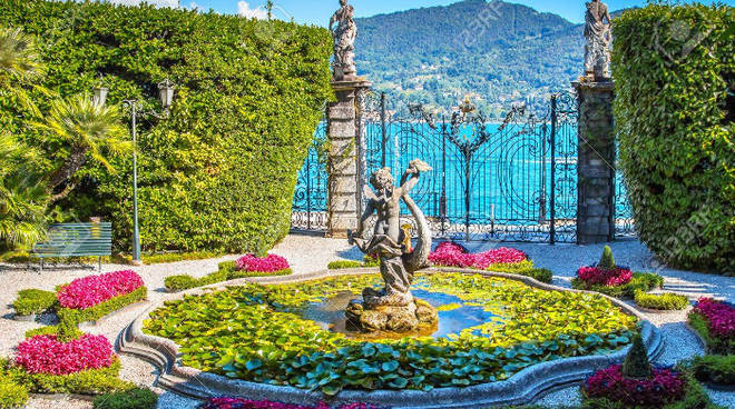 villa carlotta giardini