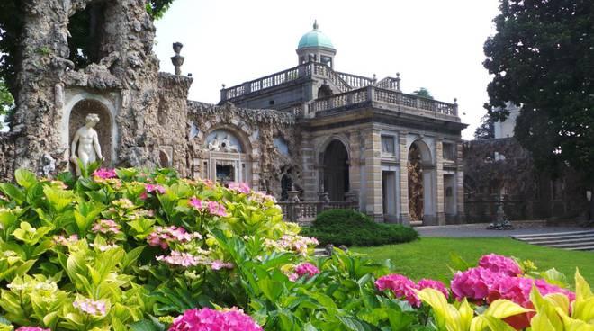 caccia al tesoro botanica grandi giardini