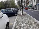 cartelli divieto sosta viale varese per fiera di pasqua generica viale