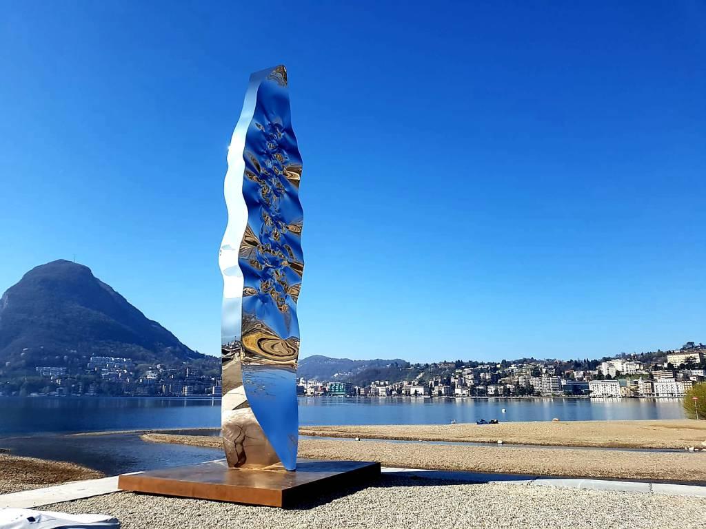 "Helidon Xhixha ""Lugano: riflessi di luce"","