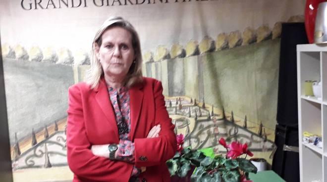 judith wade grandi giardini italiani sede di villa erba cernobbio,