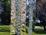 Lugano sculture Riflessi di Luce Xhixha Helidon
