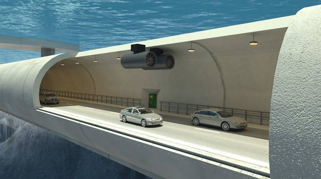 tunnel galleggiante norvegese