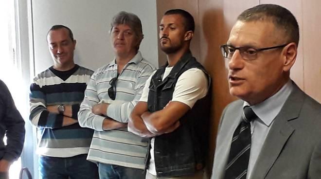 Cambio al vertice ai pompieri di Como: Marcella Battaglia al posto di Giudice