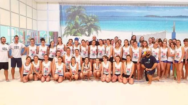 campionato provinciale beach volley under 14 e 16