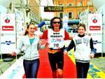 fausto clerici atleta non vedente partecipa alla mezza maratona