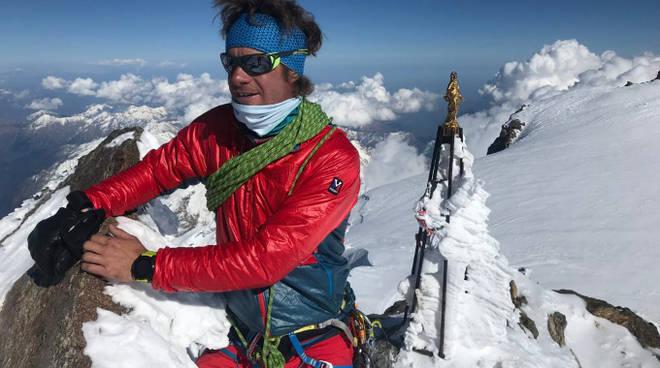 francesco ratti alpinismo
