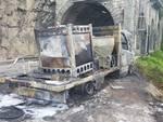 incendio dogana di oria valsolda cisterna in fiamme
