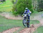 jacopo cerutti motorally 2019 con sua moto gara montesilvano