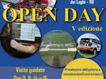 locandina per presentazione open day 118 di como maggio 2019