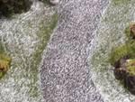 Pazzesca grandinata nel comasco questo pomeriggio: strade e giardini imbiancati