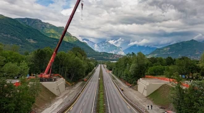 ponte di annone brianza varo nuova struttura