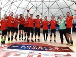 sgavisc di rovello porro vince campionato nazionale csi di tchoukball a milano