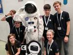 studenti comaschi international school in Turchia per concorso internazionale  base spaziale asteroidi