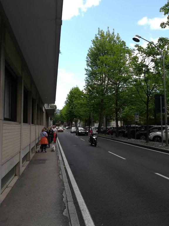 viale varese contromano per arrivo giro d'italia 2019