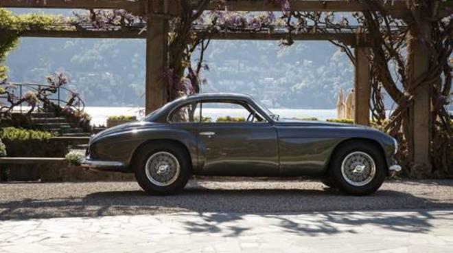villa d'este style di scena le più belle Alfa Romeo degli ultimi anni