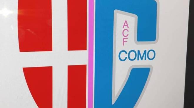 calcio femminile como nuovo logo acf como