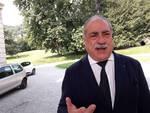 convegno emergenze transfrontaliere a villa olmo sindaco como autorità svizzere