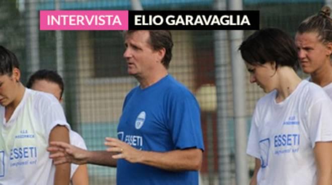 elio garavaglia nuovop allenatore como 2000 calcio femminile