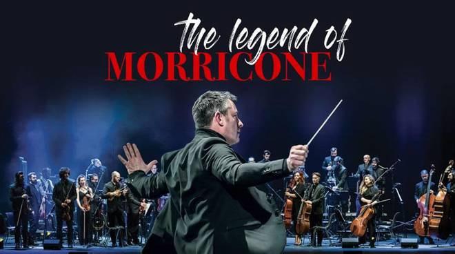 festival como città della musica  2019 the legend of morricone