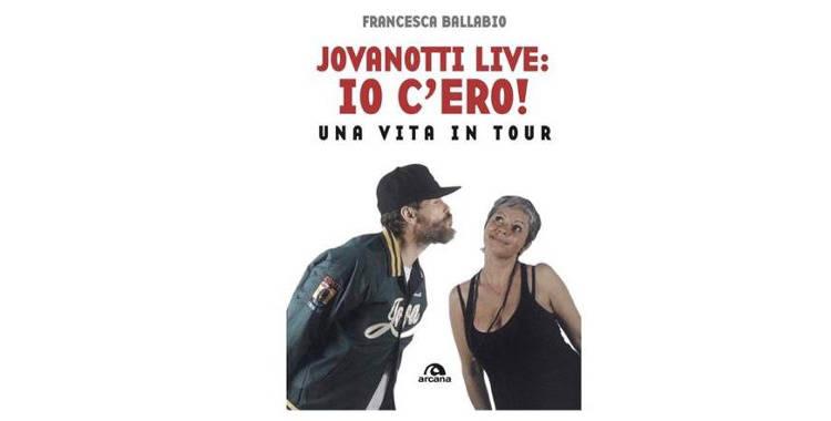Francesca Ballabio libro Jovanotti