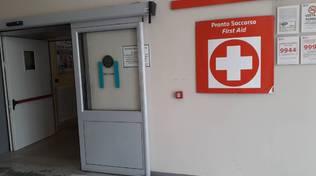 ingresso pronto soccorso ospedale sant'anna di como tunnel