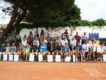 premiazioni del torneo junior next gen del tennis como