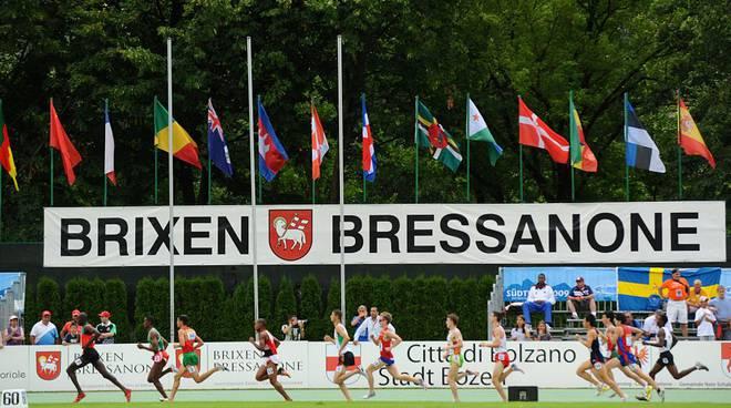 campionati italiani di atletica leggera pista di bressanone