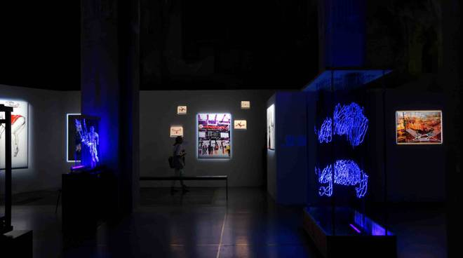 interference mostra