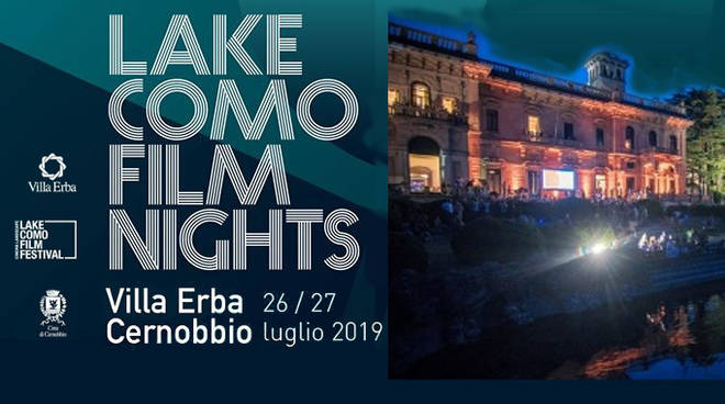 lake como film nights