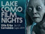 lake como film nights