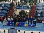 martina rizzelli medaglia di bronzo universiadi napoli 2019