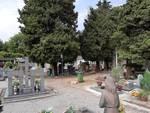 sistemati cimiteri vari quartieri di como anche servizi e bagni