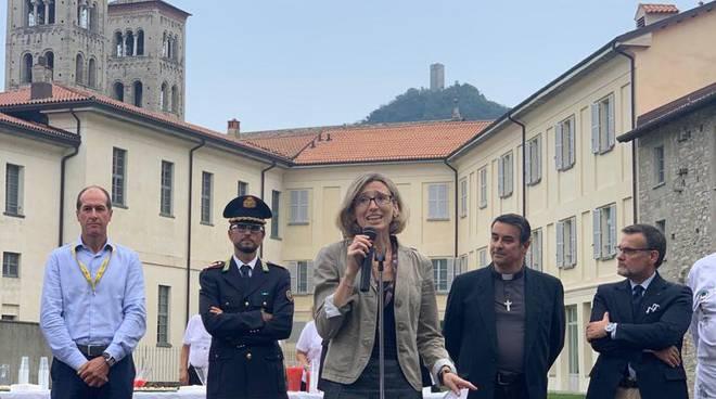 Inaugurazione fiera di Sant'Abbondio a Como edizione 2019