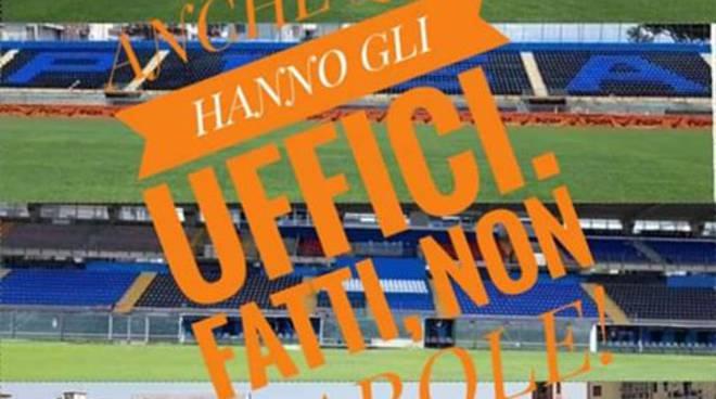 L'ironia dei tifosi del Como corre sul web per chiedere al comune la concessione dello stadio