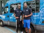 pallacanestro cantu' nuovi acquisti americani arrivati in Italia