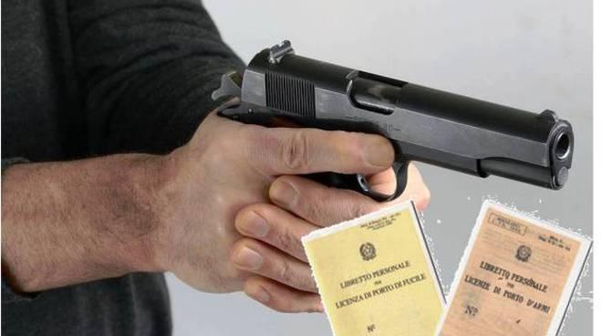 pistola porto d'armi per comaschi, certificato medico per rinnovo