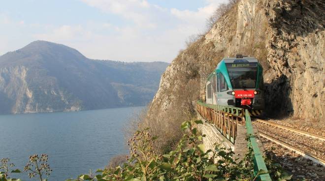 treno lago biglietto unico