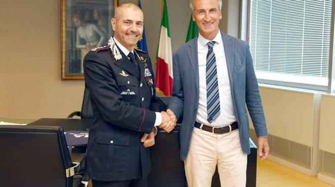 alessandro fermi comandante carabinieri