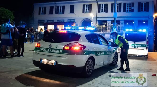 controlli cantù mercoledì sera polizia locale per mercoledìdrink