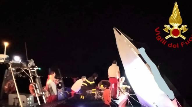 fabio buzzi incidente con offshore a venezia muore pilota lecchese