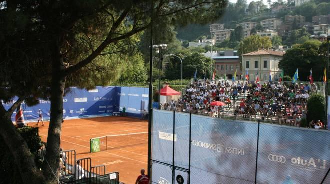 finale challenger di como di tennis 2019 premiazioni pubblico e finalisti