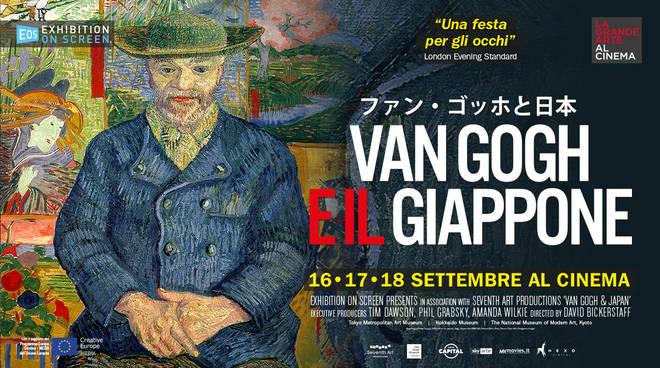 la grande arte al cinema van gogh e il giappone