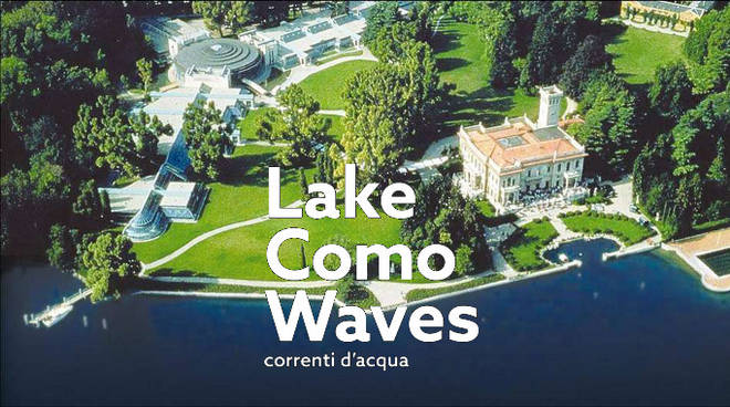 lake como waves