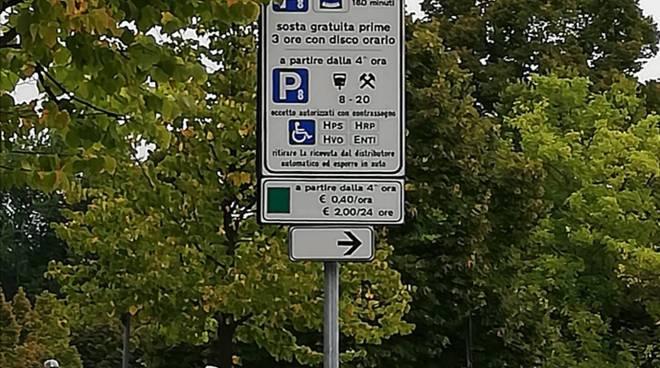 parcheggio ospedale di cesena tre ore gratis foto nostra lettrice