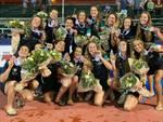 under 17 pallanuoto femminile medaglia di bronzo campionati europei in grecia