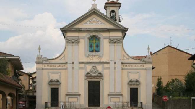 chiesa di veniano san'antonio abate funerale sergio mascheroni