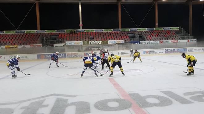 hockey como ad appiano contro eppan